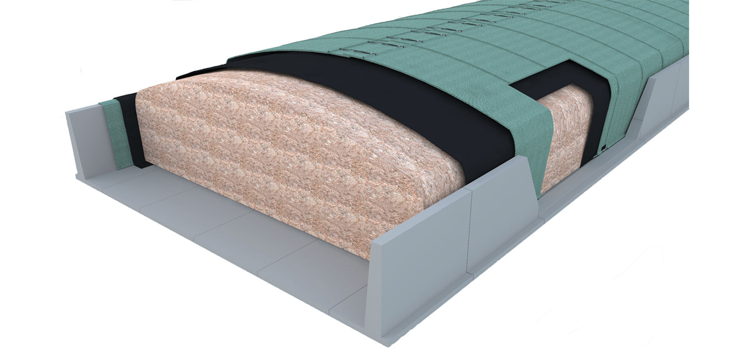 Silage covering system